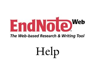Image of EndNote Web Help video logo.