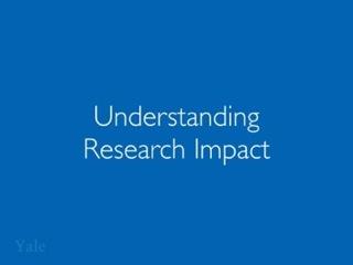 Researh Impact logo.