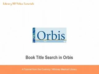 Image of Orbis logo.